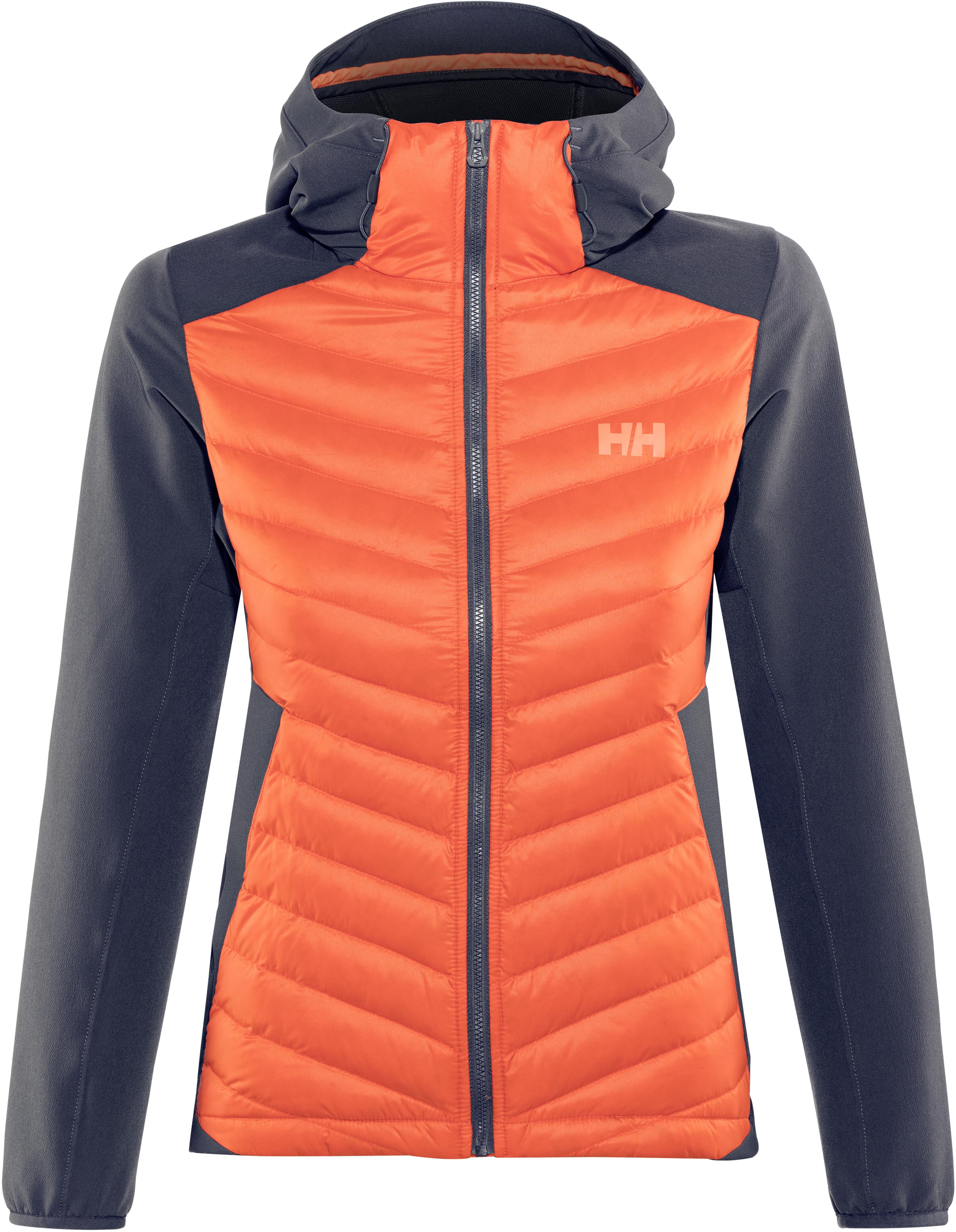 64edbdaafda06 Helly Hansen Verglas Light Jacket Women grenadine
